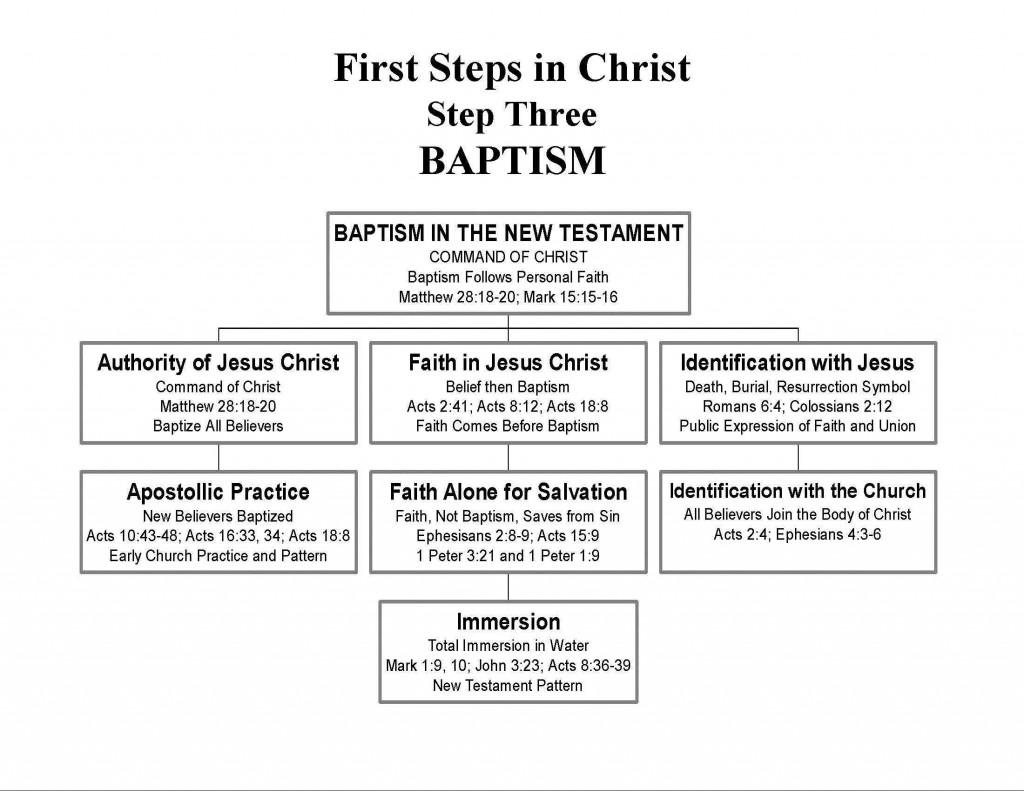 STEP3--Baptism