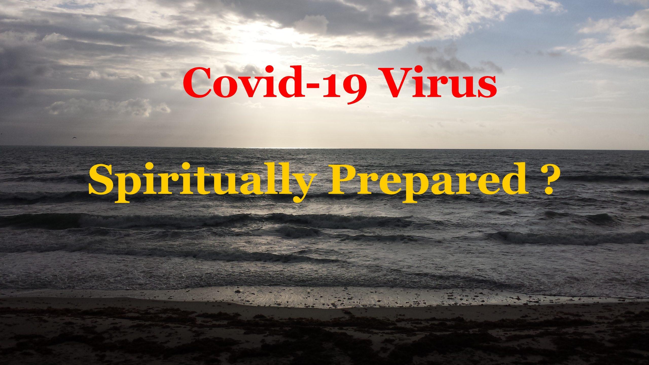Covid-19 and Spiritual Life
