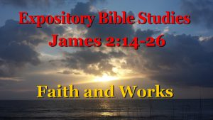 Faith and Works │ Christ Assembly