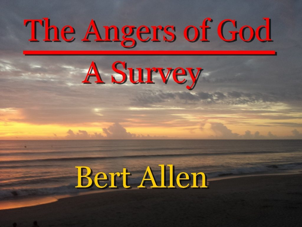 Angers of God