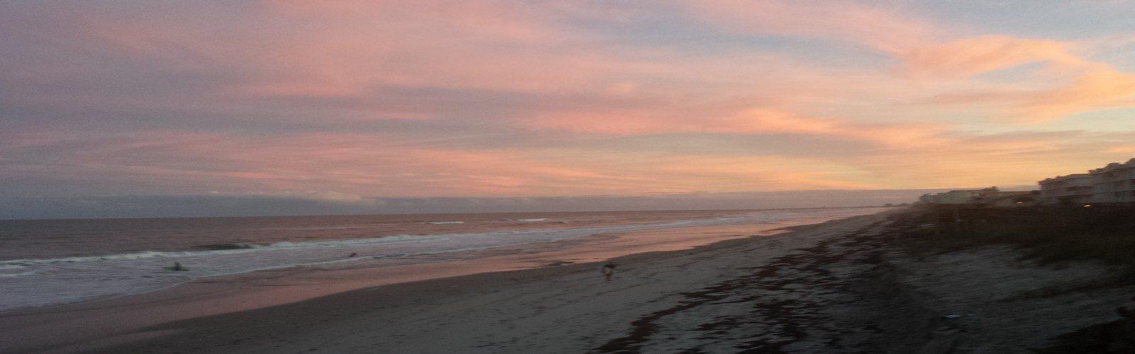 dawn.beach